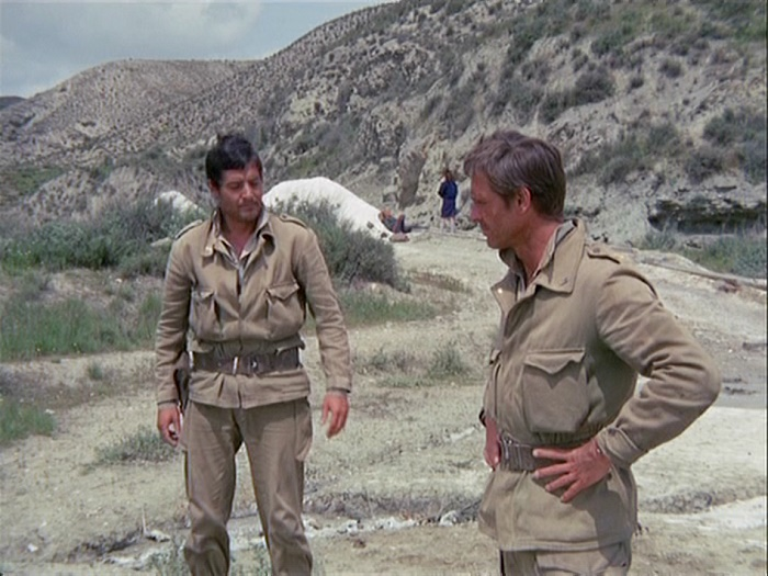 Le commando des braves-Commando di spie-Consigna:Matar al comandante jefe-José luis Merino, 1970 Con9